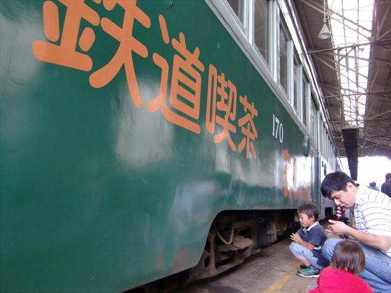 阪堺電車「第13回路面電車まつり」15