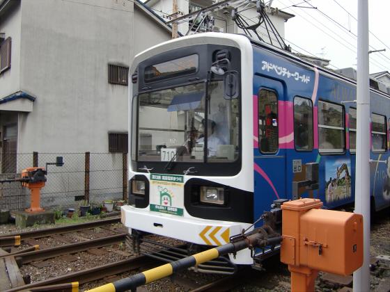 阪堺路面電車まつりの行き帰り05