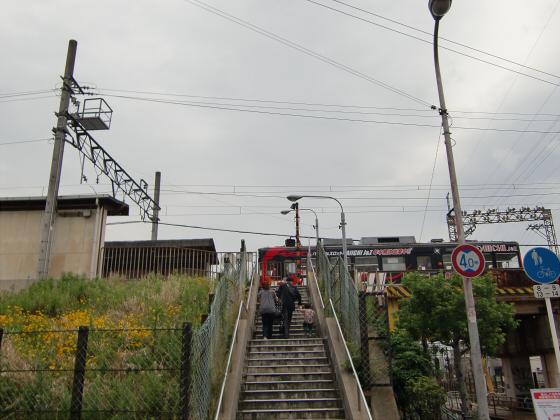 阪堺路面電車まつりの行き帰り06