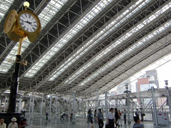 NEW大阪駅~三越伊勢丹・LUCUA~01