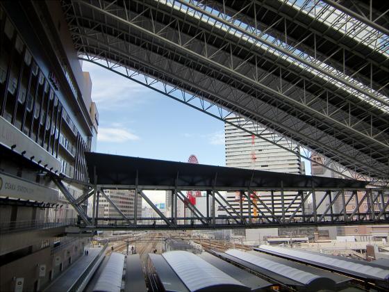 NEW大阪駅~三越伊勢丹・LUCUA~03