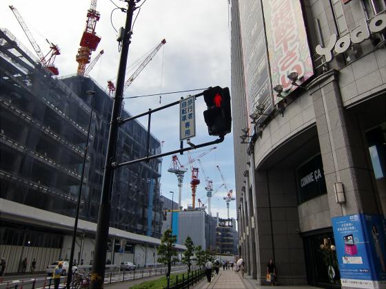 NEW大阪駅~三越伊勢丹・LUCUA~09