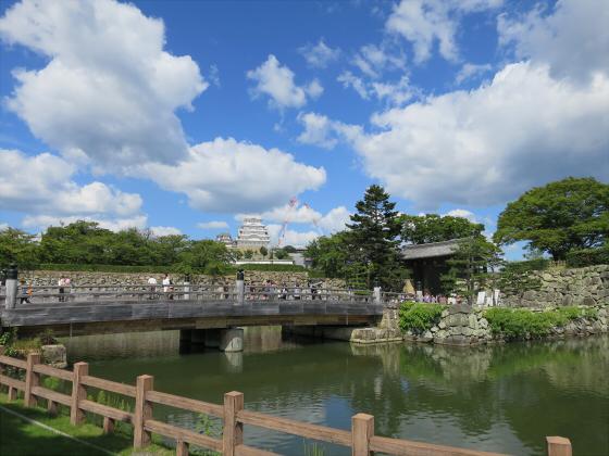 姫路城2014年9月-01