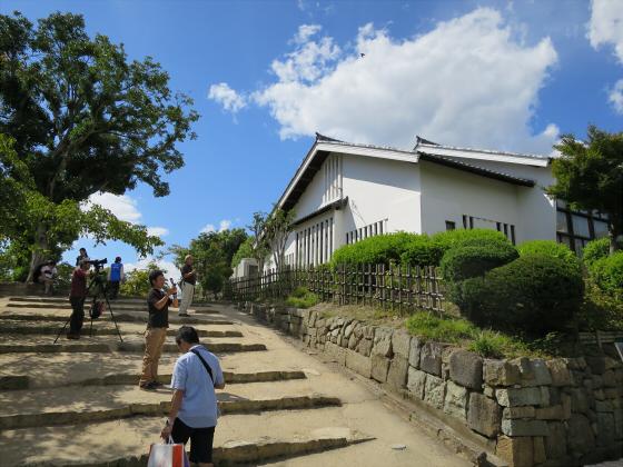 姫路城2014年9月-04