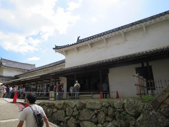姫路城2014年9月-19