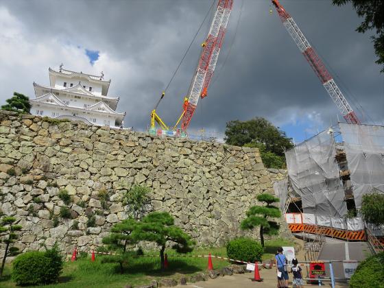 姫路城2014年9月-22