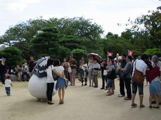 姫路城2014年9月-27
