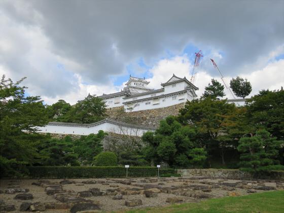 姫路城2014年9月-30