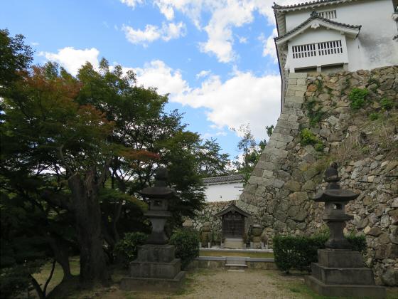 姫路城2014年9月-32