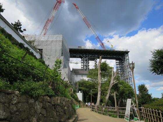 姫路城2014年9月-33