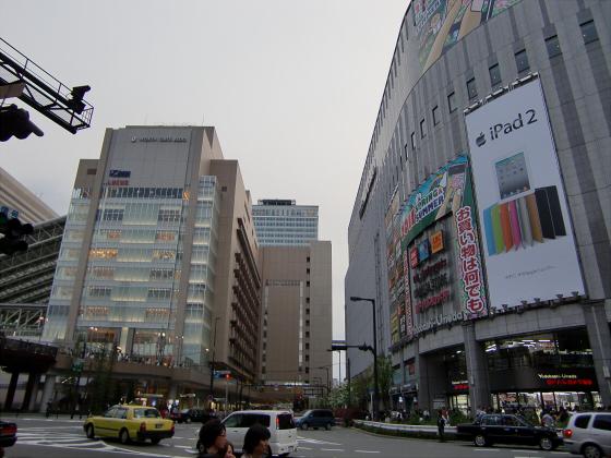 大阪梅田のNEW大丸03