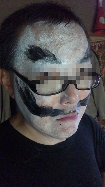 泥棒髭ゾンビB