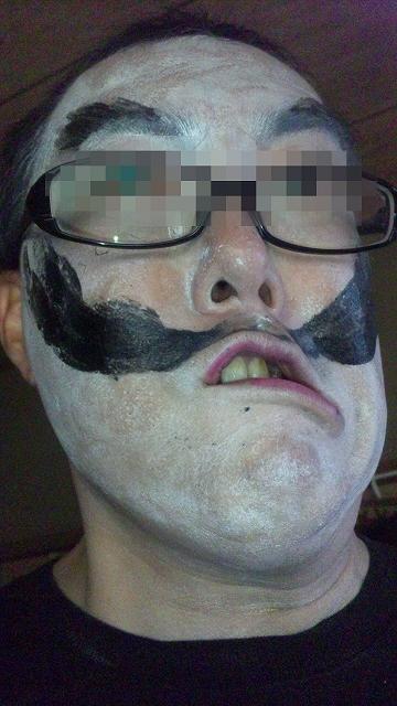 泥棒髭ゾンビC