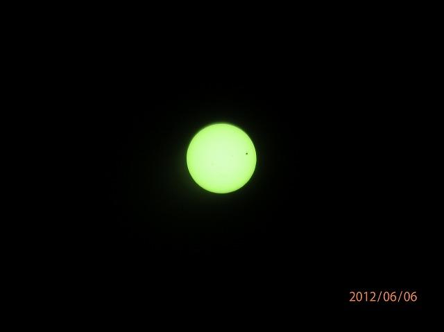 金星の太陽面通過03
