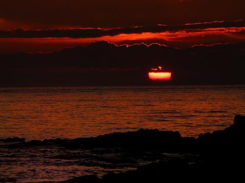沈む太陽 7.17