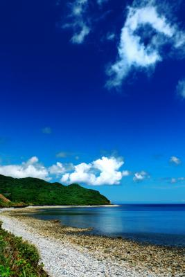 里 西の海岸