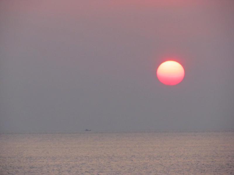 夕陽 優磨 撮影 3
