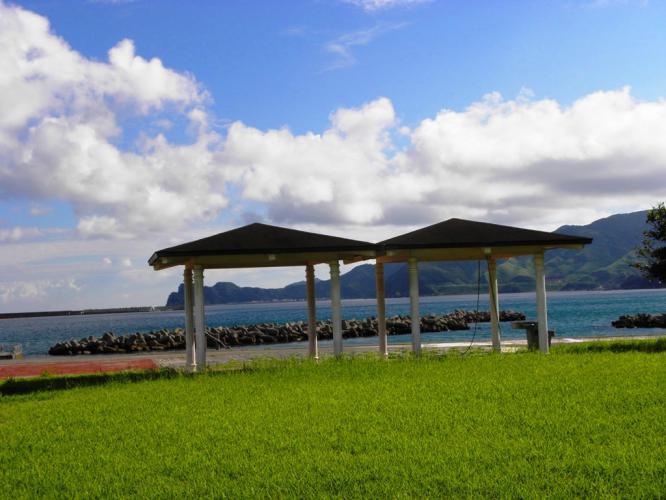 うーたん浜海水浴場 1