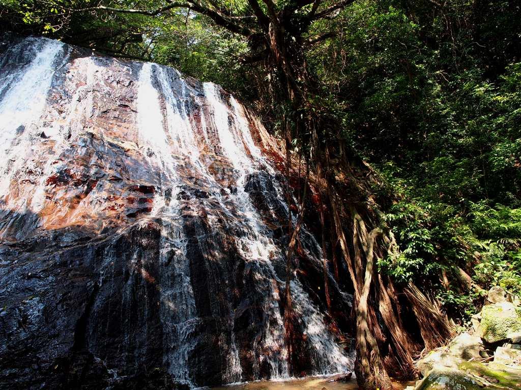 瀬尾の滝 1