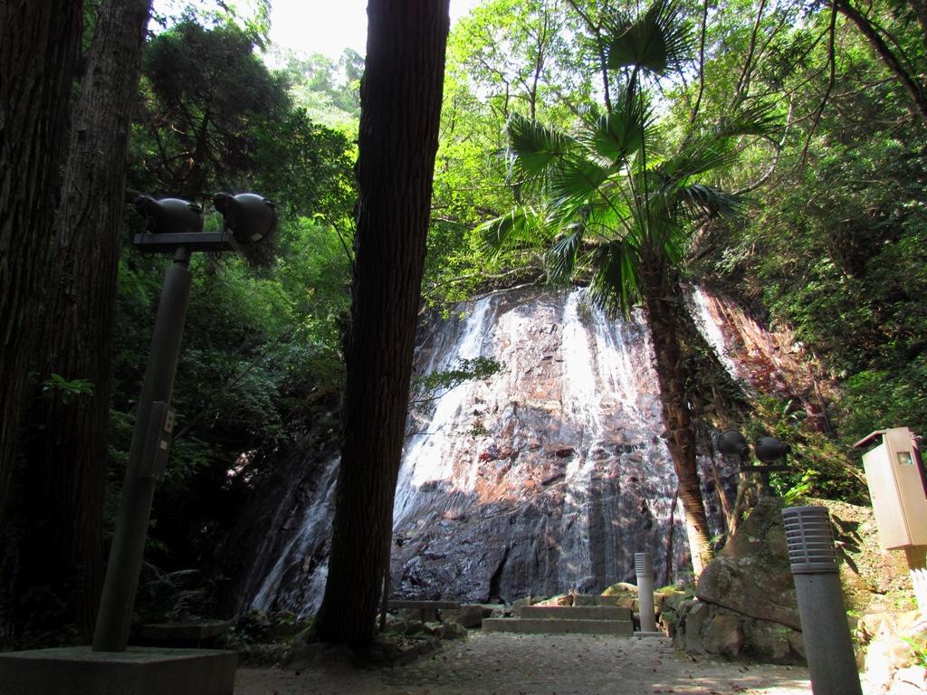 瀬尾の滝 ラットアップ