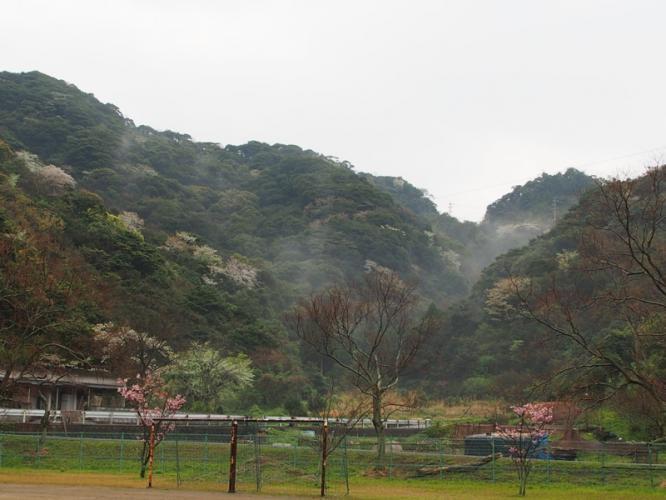上中 江石方面