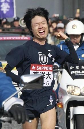 2012年 箱根駅伝