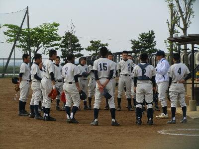 2012東日本選抜西蒲旗争奪野球大会