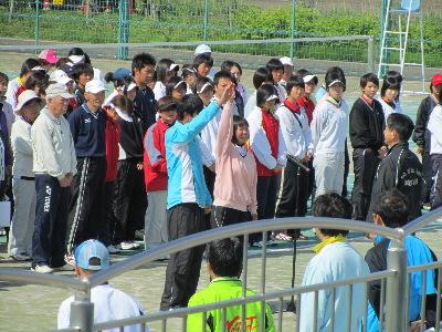 2012年 北信越ソフトテニス選手権大会