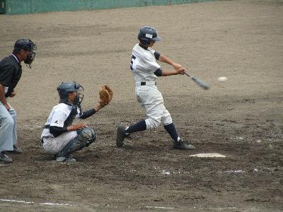 2012 新潟市西地区中学校野球大会
