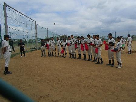2012 3年生引退試合