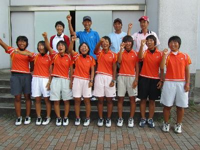 2012 北信越国体予選