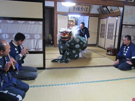 2013 神楽舞