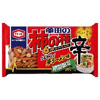 亀田の柿の種 辛ラーメン味6袋詰
