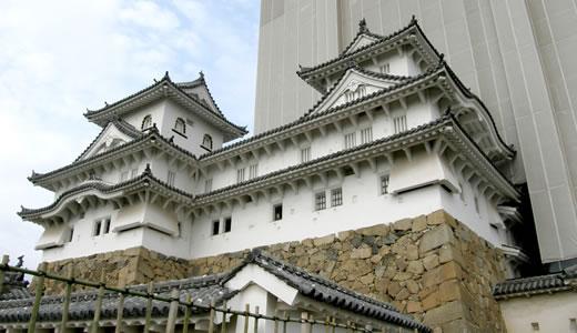 姫路城 大天守平成の大修理中(3)-1