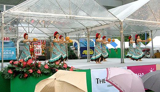 ALOHA SUMMER FESTIVAL in Osaka 2011