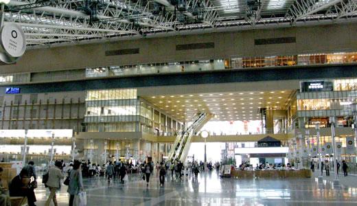 新装なった大阪ステーションシティ-3