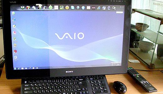 おニューのパソコンが到着(2)