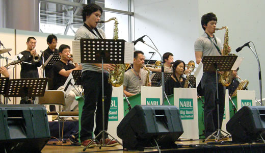 第31回 NABL BIG BAND JAZZ FESTIVAL(2)-1