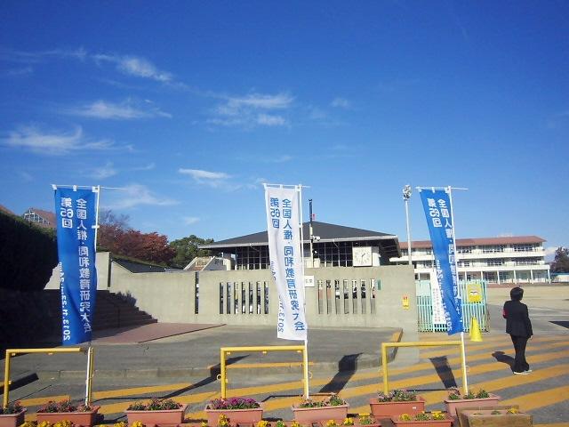 2013.11.23 PTAの全国大会で初徳島でした。案外近いねぇ、徳島♪