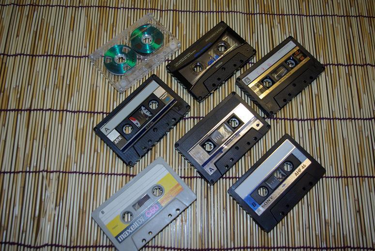 各種カセット