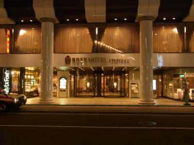 中華街目の前のローズホテル