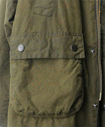Barbour Washed BEDALE/バブアーのウォッシュド・ビデイル。
