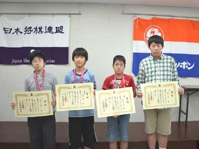 第15回中学生王将戦全国大会