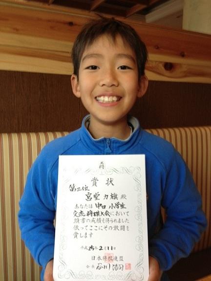 2013中日小学生大会低学年愛知県大会
