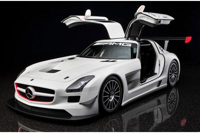 SLS AMG GT3