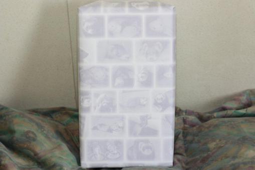 みんなの写真の包装紙
