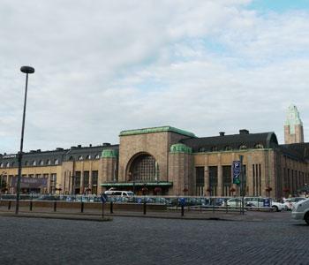 ヘルシンキ駅555555