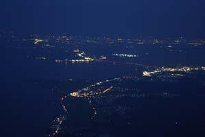blogほうらいハイク 夜景IMG_4731