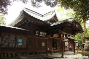 三国神社(福井県坂井市三国町山王)37
