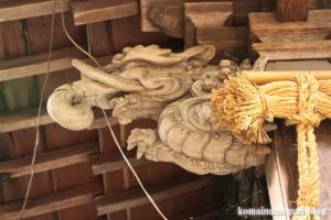 三国神社(福井県坂井市三国町山王)39